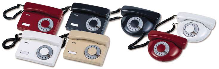 Дисковый телефонный аппарат Es